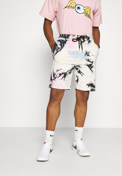 Karl Kani - RETRO TIE DYE - Shorts - multicolor