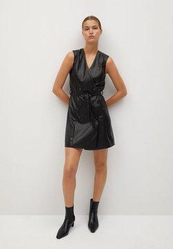 Mango - SUTI - Korte jurk - schwarz