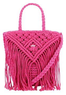 PRIMA MODA - CAIRO - Shoppingväska - pink