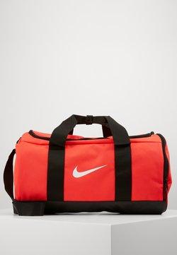 Nike Performance - TEAM DUFFLE - Sporttasche - laser crimson/black/white