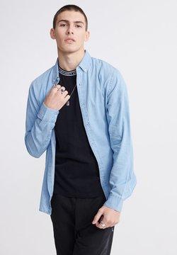 Superdry - CLASSIC  - Shirt - blue