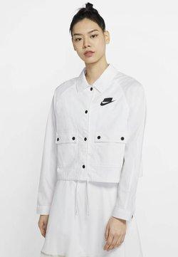 Nike Sportswear - Laufjacke - white/black