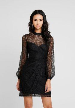 Forever New - AXEL MINI DRESS - Sukienka koktajlowa - black