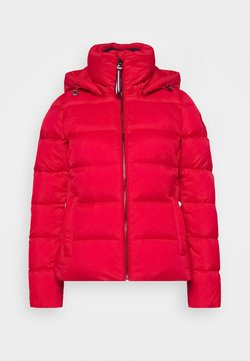 Tommy Hilfiger - GLOBAL STRIPE - Doudoune - primary red