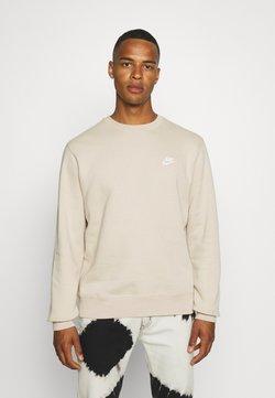 Nike Sportswear - CLUB CREW - Sweatshirt - grain