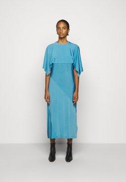 MM6 Maison Margiela - Jerseykleid - blue