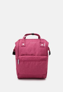anello - TOTE BACKPACK UNISEX - Reppu - bright pink