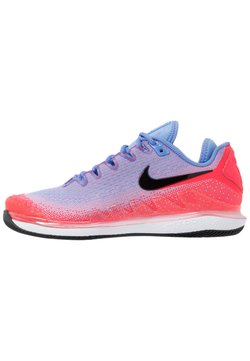 Nike Performance - NIKECOURT AIR ZOOM VAPOR X  - Scarpe da tennis per tutte le superfici - royal pulse/black/flash crimson