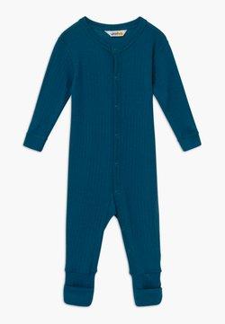 Joha - FOOT BASIC UNISEX - Pyjama - petrol blue