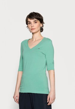 Tommy Hilfiger - T-Shirt basic - frosted evergreen