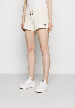 The North Face - GRAPHIC LOGO  - Shorts - vintage white