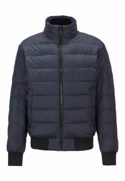 BOSS - DUVTE - Down jacket - dark blue