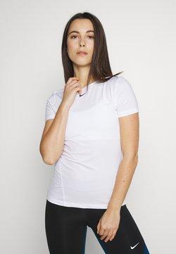 Nike Performance - ALL OVER - T-paita - white
