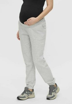 MAMALICIOUS - Jogginghose - light grey melange