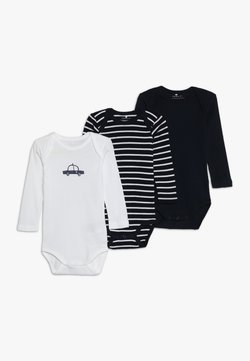 Name it - NBMBODY BABY 3 PACK - Body - dark sapphire