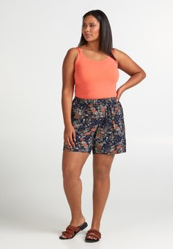 Zizzi - Shorts - blue