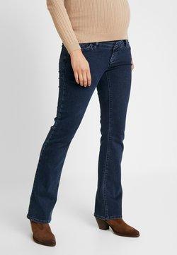 Esprit Maternity - BOOTCUT - Bootcut jeans - darkwash