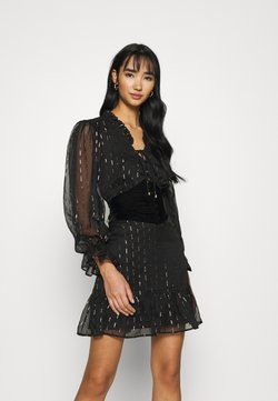 River Island - Cocktailkleid/festliches Kleid - anthracite