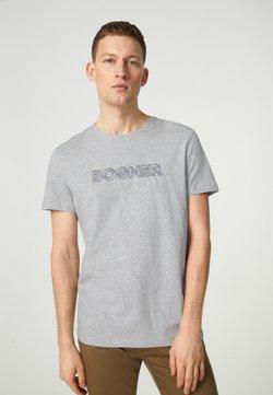 Bogner - T-shirt print - hellgrau