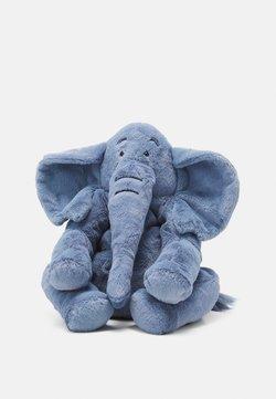 Jellycat - RUMPLETUM ELEPHANT UNISEX - Peluche - blue