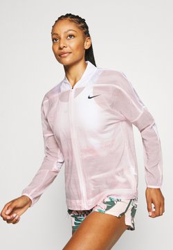 Nike Performance - JACKET - Chaqueta de deporte - pink foam/white/black