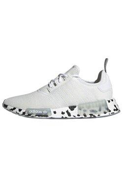 adidas Originals - NMD_R1 - Matalavartiset tennarit - ftwr white/sonic aqua/ftwr white