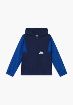 Nike Sportswear - JACKET - Veste mi-saison - midnight navy/game royal/white