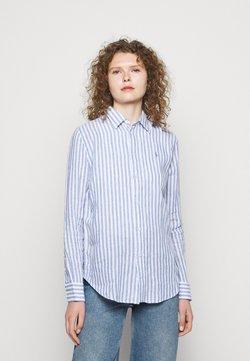 Polo Ralph Lauren - STRIPE LONG SLEEVE - Camisa - white