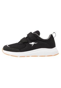 KangaROOS - KB-CASH - Sneakers laag - jet black/steel grey