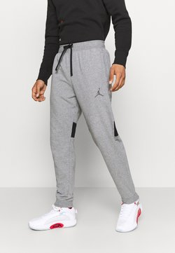 Jordan - AIR PANT - Jogginghose - carbon heather/black