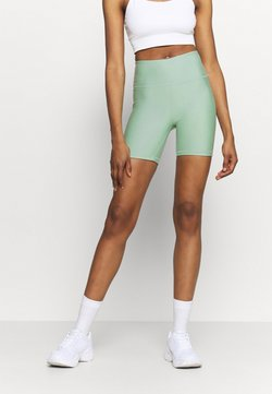 Cotton On Body - REVERSIBLE BIKE SHORT - Tights - mint chip