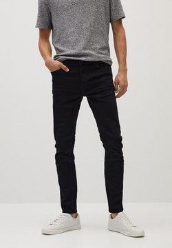 Mango - JUDE - Slim fit jeans - black denim