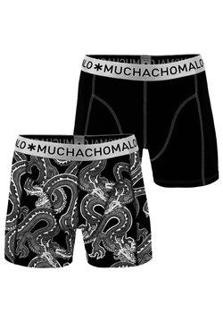 MUCHACHOMALO - Shorty - black