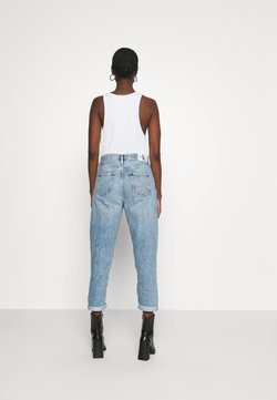 Calvin Klein Jeans - BAGGY - Jeans Relaxed Fit - denim light