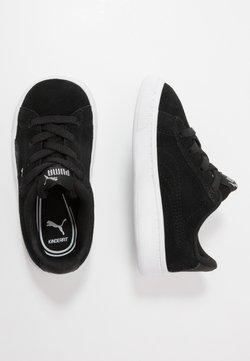 Puma - VIKKY - Baskets basses - black/silver/white