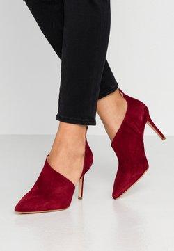 Zign - Zapatos altos - dark red