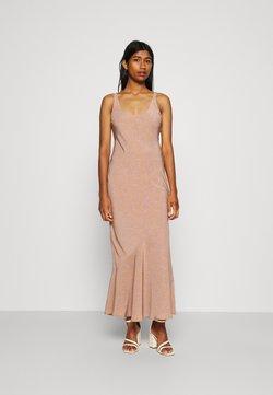 Fashion Union - CANNES DRESS - Ballkleid - apricot