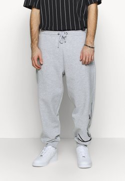 Karl Kani - SIGNATURE RETRO - Jogginghose - grey/black