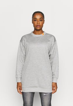 New Balance - ACHIEVER TRAIN - Sweatshirt - athletic grey