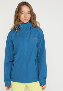 Vaude - WOMANS ESCAPE LIGHT JACKET - Regenjacke / wasserabweisende Jacke - kingfisher