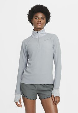 Nike Performance - SPHERE - Funktionsshirt - particle grey/heather