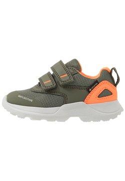 Superfit - RUSH - Sneakers laag - grün/orange