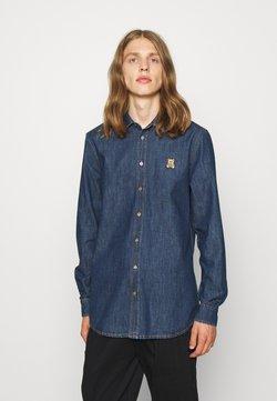 MOSCHINO - BLOUSE - Camisa - dark blue