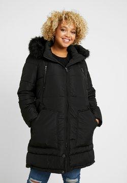 ONLY Carmakoma - CARRHODA WINTER COAT - Abrigo de invierno - black