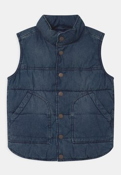 GAP - BOYS PUFFER - Smanicato - blue denim