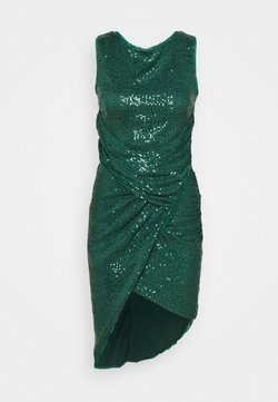 TFNC - RILEY MIDI DRESS - Cocktail dress / Party dress - green