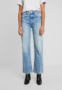 Mavi - VICTORIA - Straight leg jeans - light-blue denim
