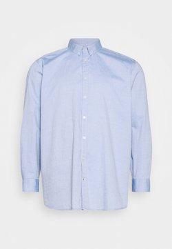 TOM TAILOR MEN PLUS - OXFORD BASIC - Chemise - light blue oxford