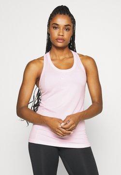 Nike Performance - INFINITE TANK - Camiseta de deporte - pink glow