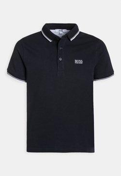 BOSS Kidswear - MANCHES COURTES - Koszulka polo - bleu cargo